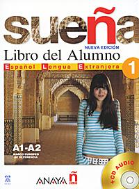 Suena 1: Libro del Alumno (+ CD-ROM) castro francisca et al companeros 4 libro del alumno cd