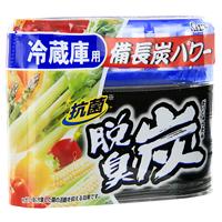 Поглотитель неприятных запахов Dashu-Tan для холодильника, 140 г111176Поглотитель неприятных запахов Dashu-Tan поглощает запахи в холодильнике, сохраняя вкусовые качества продуктов. Усиленный эффект удаления запахов достигается за счет сочетания угля пролонгированного действия с усиленным эффектом и активированного угля. Благодаря содержанию минерального поглотителя запахов,удаляет запахи сырых продуктов. Порошок бамбука, обладающий антибактериальным эффектом, способствует сохранению свежести продуктов. Характеристики: Вес: 140 г. Производитель: Япония.Товар сертифицирован.