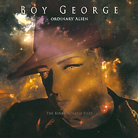Бой Джордж Boy George. Ordinary Alien boy george boy george this is what i do lp cd
