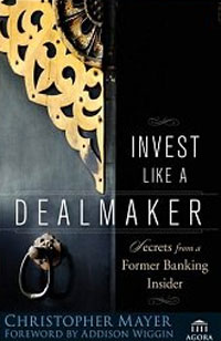 Invest Like a Dealmaker: Secrets from a Former Banking Insider a cat that doesn t like its home