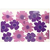 Папка на кнопке Comix, цвет: фиолетовый папка comix япония а4 0 3 мм на 20 карманов
