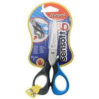 Ножницы детские Sensoft, для левшей mazari ножницы детские meer 12 см