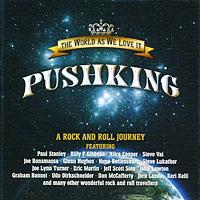 Pushking.  The World As We Love It Edel Germany GMBH,Концерн