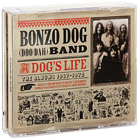 The Bonzo Dog Band The Bonzo Dog (Doo / Dah) Band. A Dog's Life (3 CD) 3 meters automatic retractable pet dog leash nylon rope