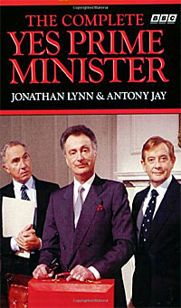 The Complete Yes Prime Minister scripts