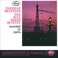 Макс Роуч Max Roach. Parisian Sketches. Collector's Edition сувенир steve roach quiet music