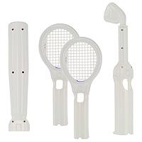 Спортивный набор Sport Pack из 4 элементов для платформы Nintendo Wii клюшка для гольфа kennex pro