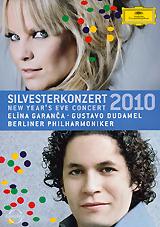 Elina Garanca / Gustavo Dudamel / Berliner Philharmoniker: New Year's Eve Concert 2010 bizet bizet carmen 3 lp