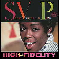 Сара Воэн Sarah Vaughan. Sarah Vaughan A Paris. Collector's Edition sarah thornhill