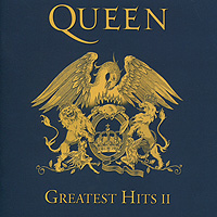 Queen Queen. Greatest Hits II queen greatest hits ii 2 lp