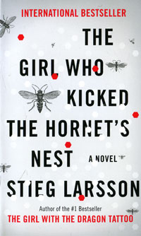 The Girl Who Kicked the Hornet's Nest wonderment the lisbeth zwerger collection