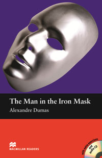 The Man in the Iron Mask: Beginner Level (+ CD)