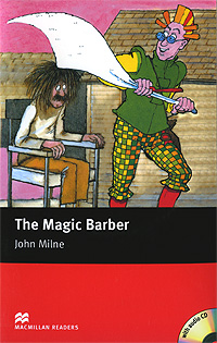 The Magic Barber: Starter Level (+ CD-ROM) blue fins starter level cd rom