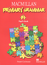 Macmillan Primary Grammar 3: Pupil's Book (+ CD) цена