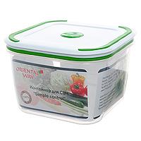 Контейнер Oriental Way Simple control, 1,7 л товары для кухни