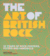 The Art of British Rock: 50 Years of Rock Posters, Flyers and Handbills нож универсальный tescoma presto tone с чехлом цвет красный длина лезвия 12 см