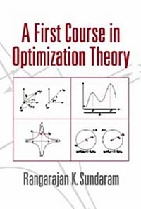 A First Course in Optimization Theory infinite kernel learning by semi infinte optimization