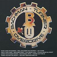 Bachman-Turner Overdrive Bachman Turner Overdrive. Icon bachman turner overdrive bachman turner overdrive not fragile four wheel drive