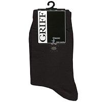 Носки мужские Griff Classic, цвет: черный. B2. Размер 45/47 griff b2 1