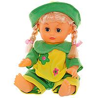 Dream Makers Кукла Подружка цвет платья зеленый желтый