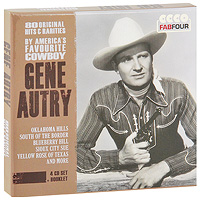 Gene Autry. 80 Original Hits & Rarities (4 CD)