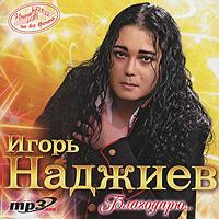 Игорь Наджиев.  Благодарю. . .  (mp3) Студия