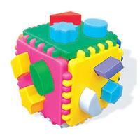 Stellar Развивающая игра Логический куб, Стеллар  - купить со скидкой