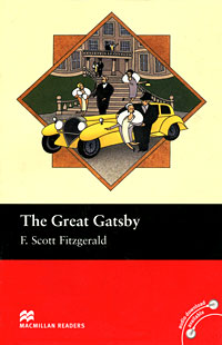 The Great Gatsby: Intermediate Level fitzgerald f the great gatsby stage 5 сd
