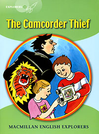 The Camcorder Thief: Level 3 first law 2 before they are hanged a