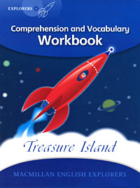 Treasure Island: Comprehension and Vocabulary Workbook: Level 6 through the looking glass explorers level 6