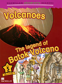 Volcanoes: Legend of Batok Volcano: Level 5 hsk vocabulary series commonly used prepositions explaination and exercises primary and secondary