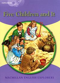 купить Five Children and It: Level 5 дешево