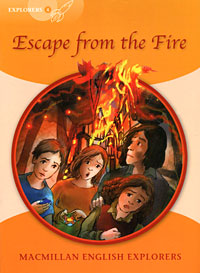 Escape from the Fire: Level 4
