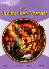 The Bronze Bust Mystery: Level 5 stolen
