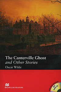 The Canterville Ghost and Other Stories: Elementary Level (+ CD-ROM) cd coldplay ghost stories