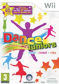 Dance Juniors (Wii) игра для xbox just dance 2018
