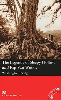 The Legends of Sleepy Hollow and Rip Van Winkle: Elementary Level маска dizao подарочный набор счастье 3 шт