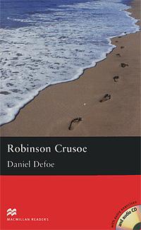 Robinson Crusoe: Pre-intermediate Level (+ 2 CD-ROM) nelson mandela pre intermediate level 2 cd rom