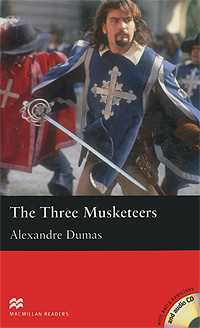 The Three Musketeers: Beginner Level (+ 2 CD-ROM)
