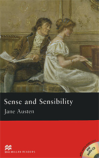 все цены на Sense and Sensibility: Intermediate Level (+ 3 CD-ROM)