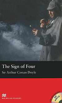 The Sign of Four: Intermediate Level (+ 2 CD-ROM)