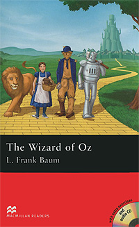 The Wizard of Oz: Pre-Intermediate Level (+ 2 CD-ROM) купить