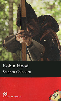 Robin Hood: Pre-Intermediate Level (+ 2 CD-ROM) купить