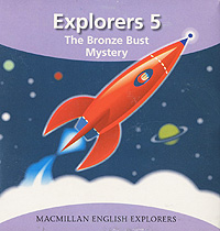 Explorers 5: The Bronze Bust Mystery (аудиокурс на 2 CD) face2face elementary аудиокурс на 3 cd
