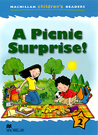 Picnic Surprise: Level 2 beddall f malcolm in the middle krelboyne picnic starter level сd