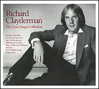 Richard Clayderman. The Love Songs Collection (2 CD)