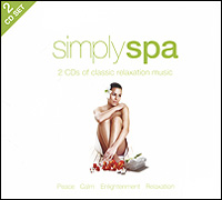 Zakazat.ru Simply Spa (2 CD)