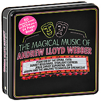 The Magical Music Of Andrew Lloyd Webber (3 CD) the magical twins