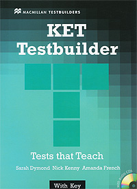 KET Testbuilder with Key (+ 2 CD-ROM) first testbuilder student s book with key 2 cd