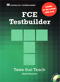 FCE Testbuilder (+ 2 CD-ROM) evans v obee b fce for schools practice tests 2 student s book